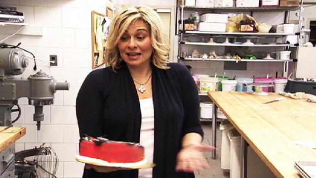 Cake Boss Family Member Fired