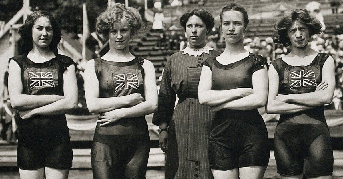 These Women Weren't Allowed In The Olympics, So They Created Their Own