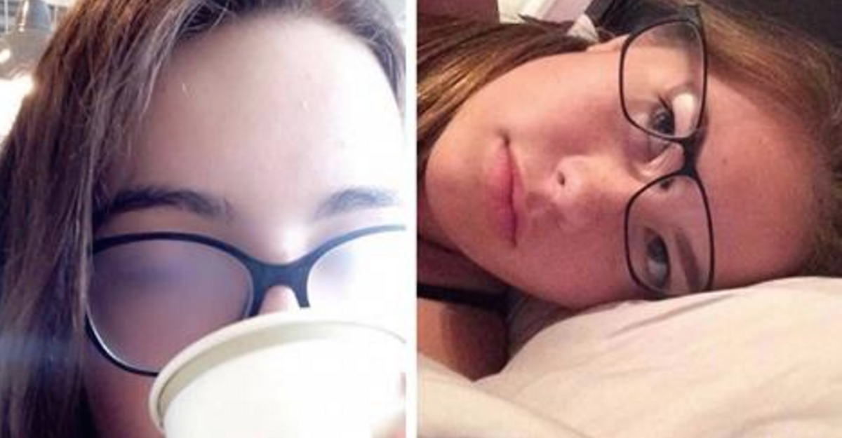 These Pictures Prove That The Struggle Is Real For People Who Wear Glasses