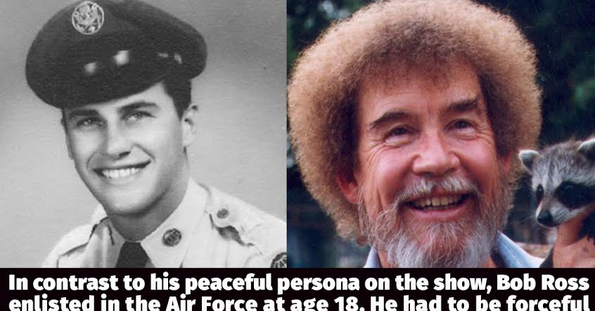 Happy Little Secrets About Bob Ross Most Viewers Never Knew