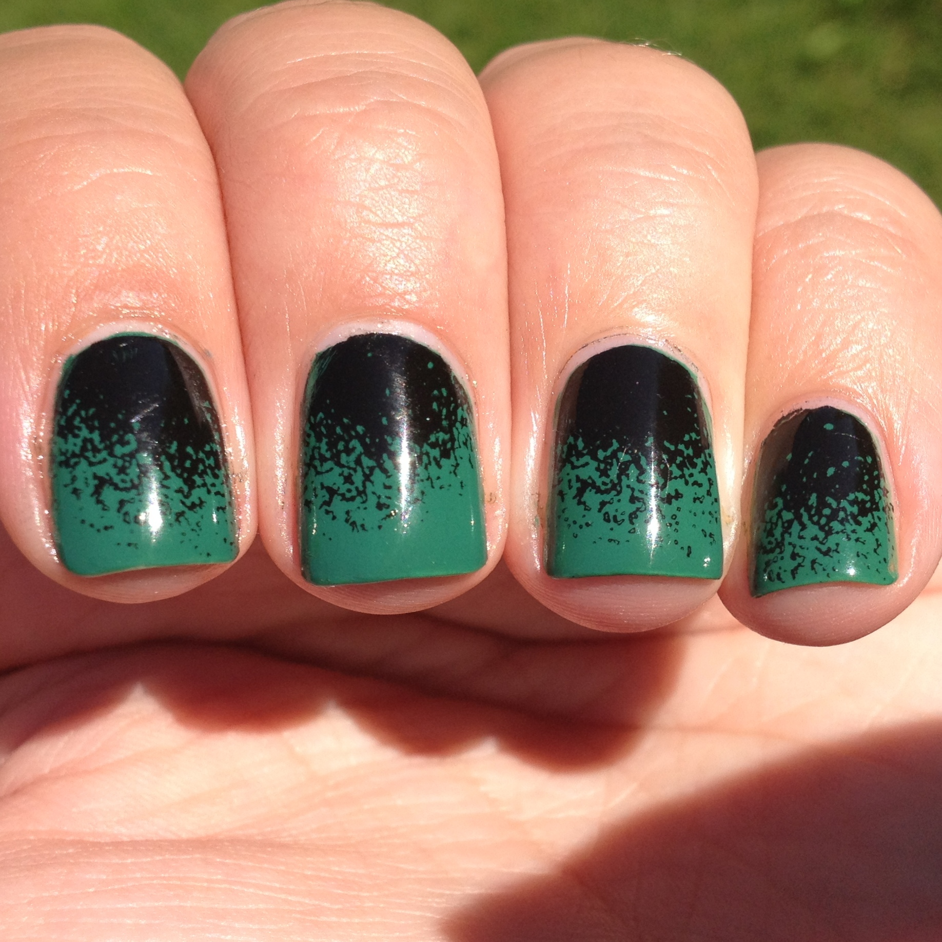 Wonderful Ysl Nail Polish Review Huge Opi Glitter Nail Polish Names Solid Organic Nail Polish Ingredients Permeable Nail Polish Old Nails Art Stamping BlueSimple Nail Art Ideas For Beginners Gradient\u0026#39; Nail Art Is About To Become Your New Obsession ..
