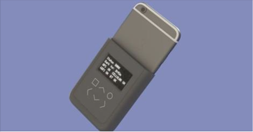 If You're Worried You're Being Spied On By the Government, This Phone Case Is Exactly What You Want