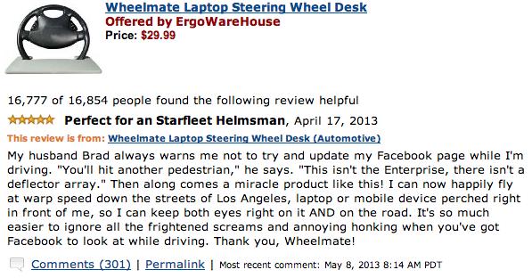 Hilarious Amazon Reviews That Make Online Shopping