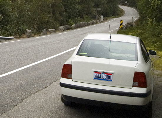 Pull Off The Road : This is exactly what you should do when your car breaks