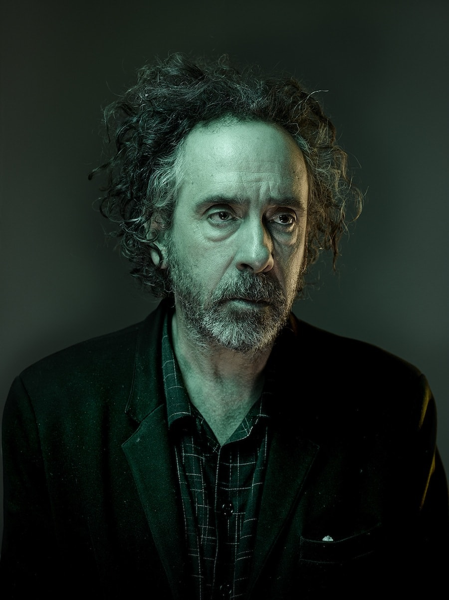 11 Of The Most Interesting Facts About Tim Burton - The Tim Burton You Don't Know - Guff