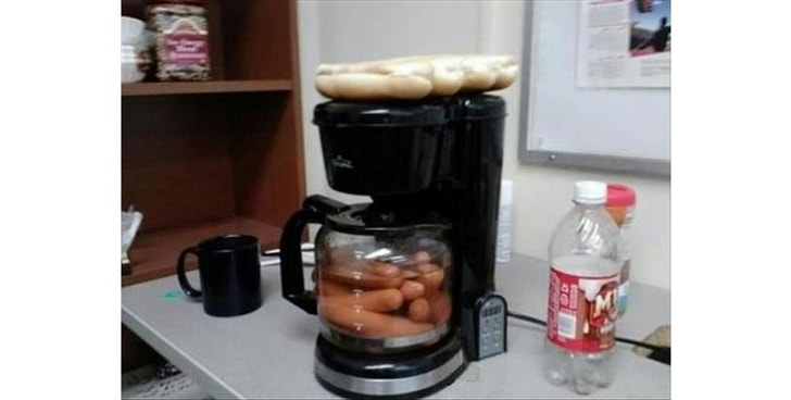 Coffee Maker Sweet Home : 11 People Who Are Definitely Secret Geniuses - Home Sweet Home Memes