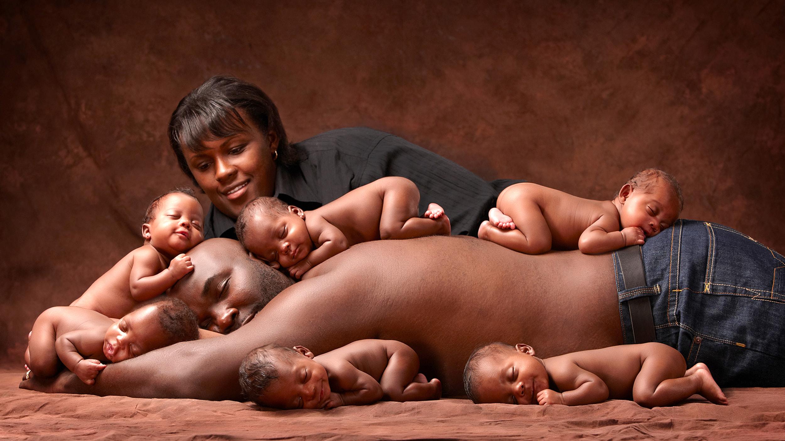 фото красивых голых жён с сыновьями