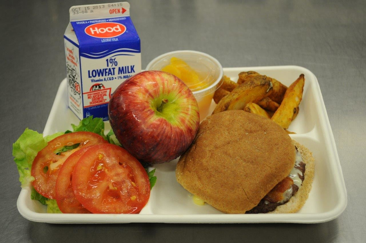 11 School Lunches From Kids Around The World - USA | Guff
