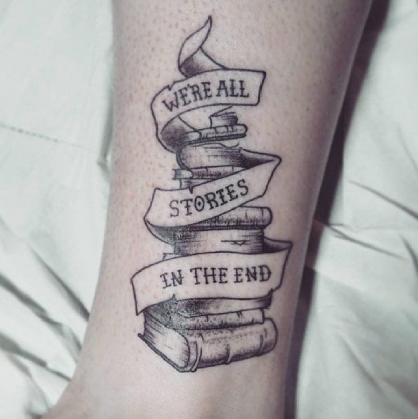 The Hidden Message In Her Tattoo Started An Important
