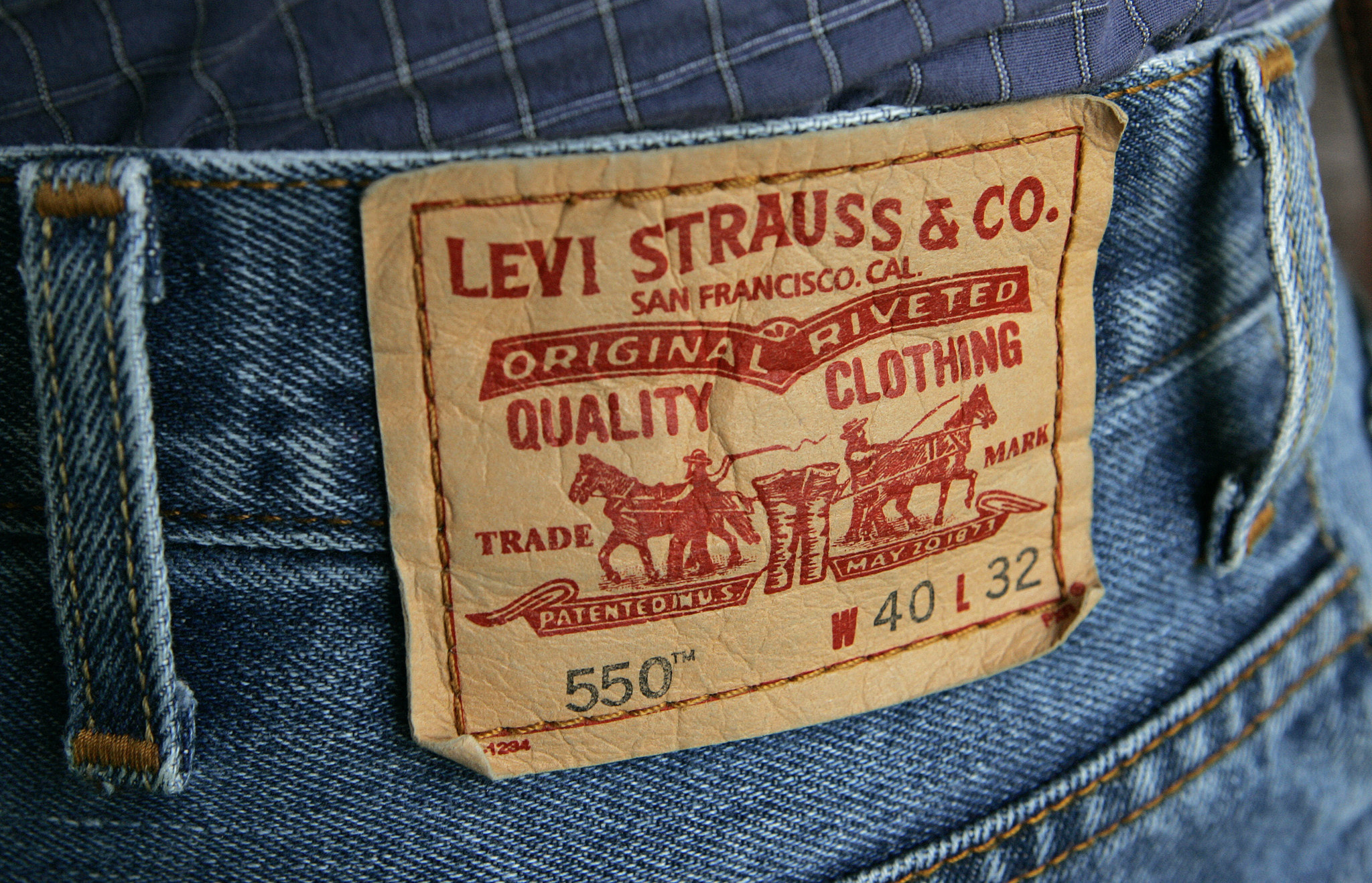 the reasons for the demise of the levi jeans company Executive summary of strauss clothing company levi strauss & co currently makes jeans in approximately 108 the sales promotion of levi's targets the end.