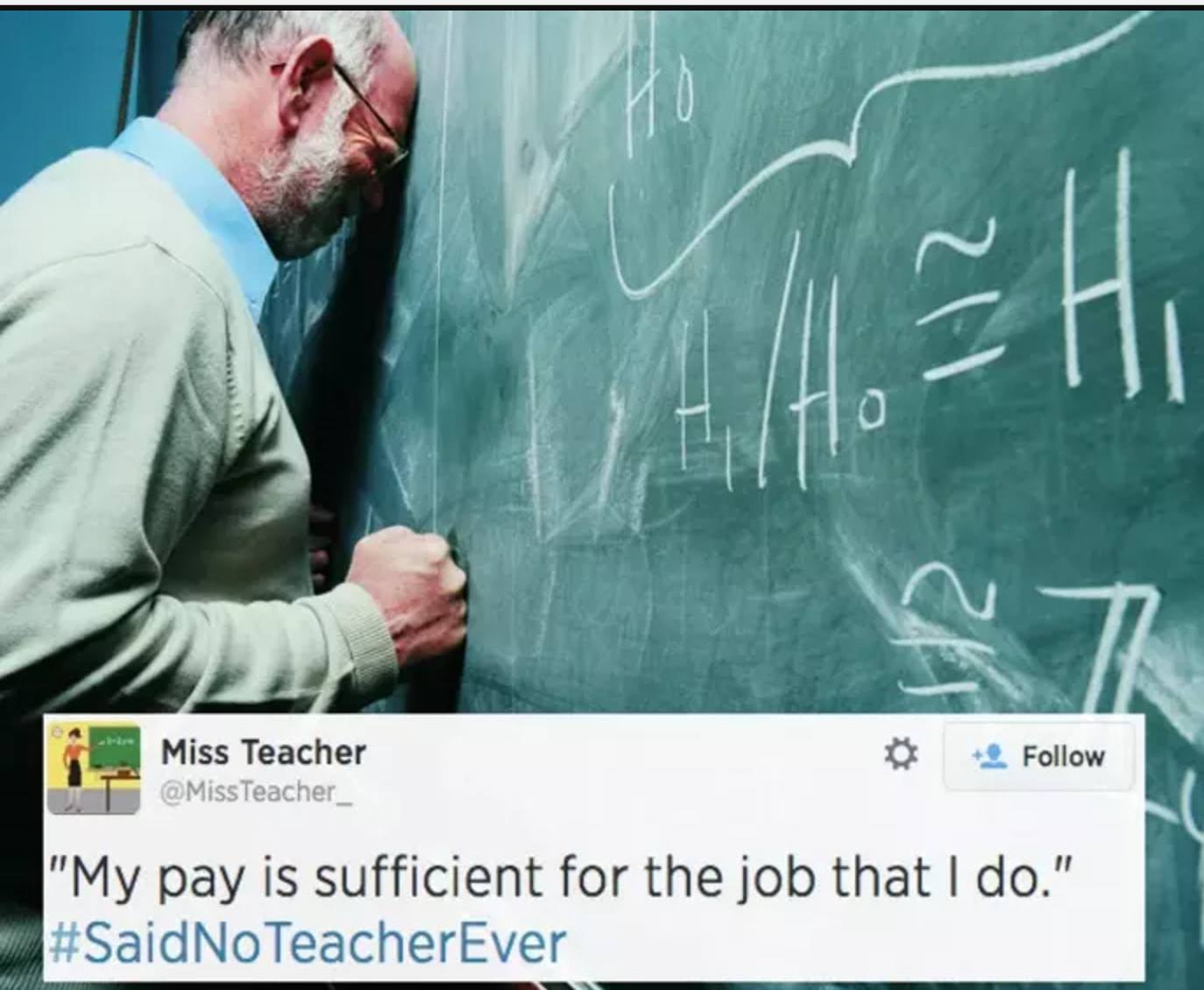 Exactly How Teachers Came to Be So Underpaid in America | Time
