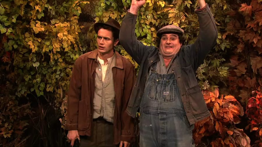 Obscure Snl Sketches You Should Love The Lost Ending To Of Mice