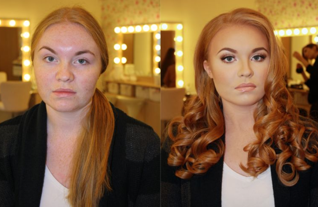 Contouring And Other Makeup Trends Throughout History Contouring