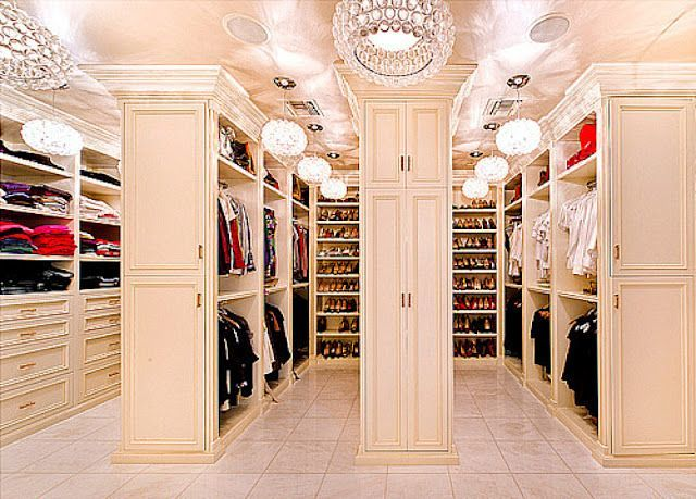 Walk In Closets You Could Live