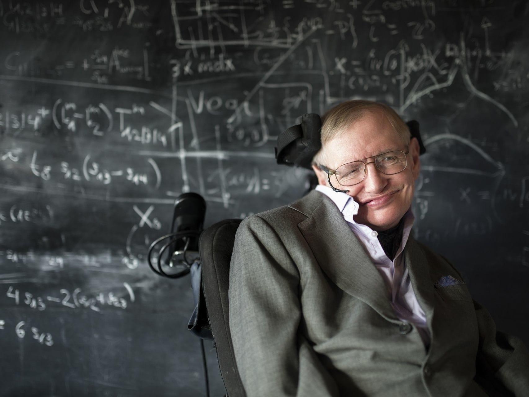 Top 10 Smartest People 2017: 10. Stephen Hawking